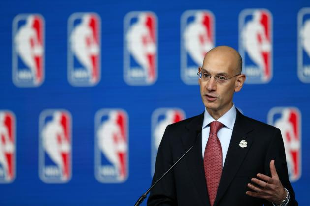 New Commissioner Adam Silver Argues Minimum Age of 20 Better for NBA, NCAA Games