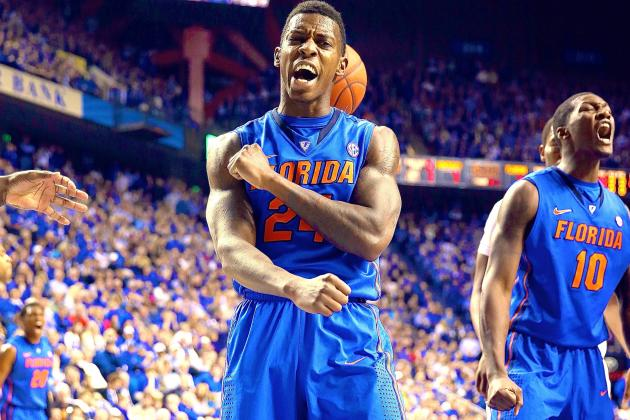 Florida vs. Kentucky: Live Score, Highlights and Reaction