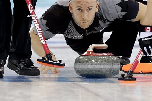 Curling Men's and Women's Round-Robin Results from Day 9 of Olympics 2014