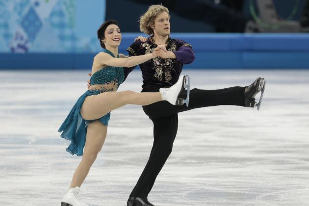Gold Medal Chance Finally Here for 16-Year Partners Meryl Davis, Charlie White