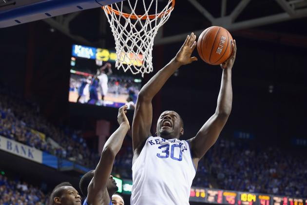No. 14 Kentucky Played Much Better Than Final Score Indicates