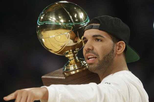 NBA Slam Dunk Contest 2014: Shaq and Drake Cameo Appearances Steal Spotlight