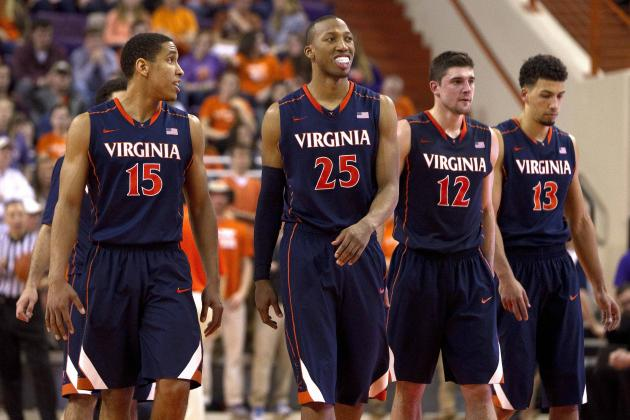 Virginia Cavaliers Win 9 Straight ACC Games for 1st Time Since 1981-82