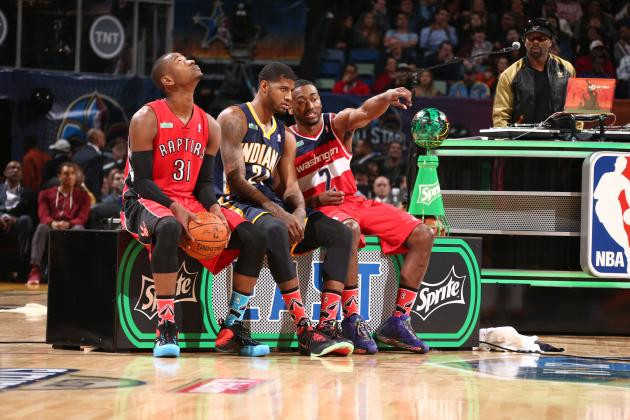 NBA Slam Dunk Contest 2014: New Format Fails to Captivate Audience