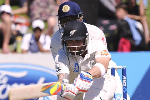 New Zealand vs. India, 2nd Test, Day 3: Video Highlights, Scorecard and Report