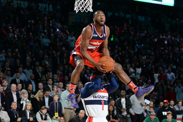 John Wall's NBA Dunk Contest Heroics Will Help Event to Become Relevant Again