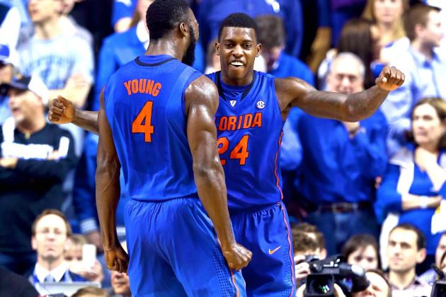 Florida Still Head and Shoulders Above Kentucky in SEC-Showdown Victory