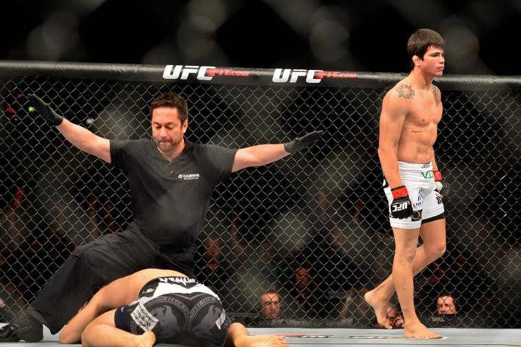 The Good, Bad and Strange from UFC Fight Night 36