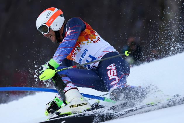 Olympic Alpine Skiing 2014: Live Results and Highlights of Men's Super-G