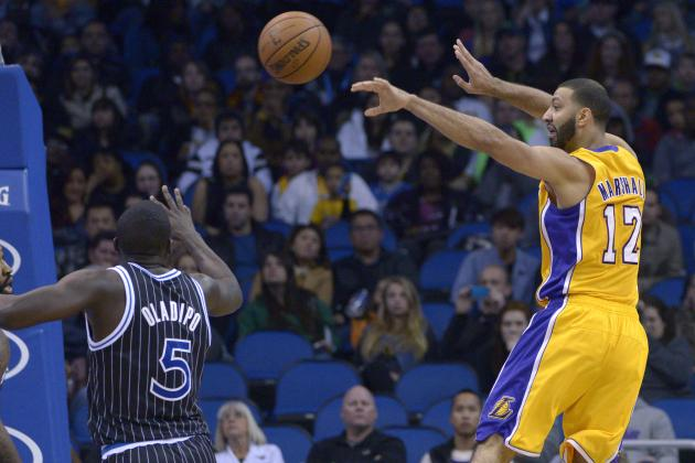 What Does Future Hold for Lakers Guard Kendall Marshall?