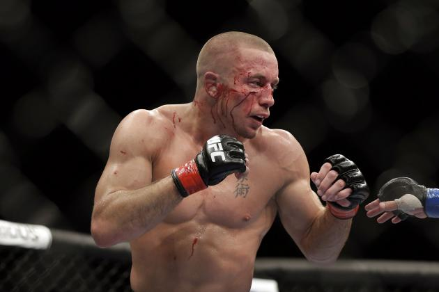 GSP Not Ruling Out UFC Return but Only If Changes Are Made
