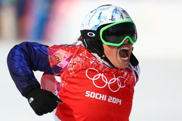 Women's Snowboard Cross Olympics 2014: Medal Winners and Final Standings