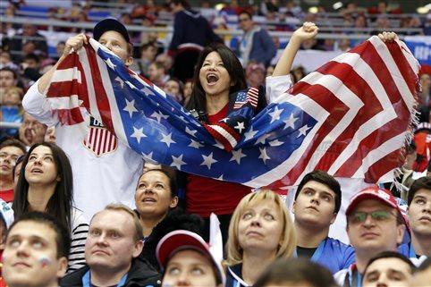Slovenia vs USA Olympic Hockey 2014: Grades and Analysis for Team USA