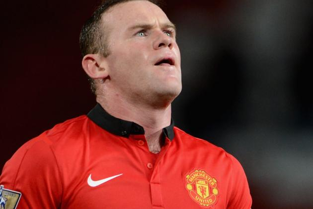 Wayne Rooney's New Manchester United Contract Mocked by #RooneyContractDemands