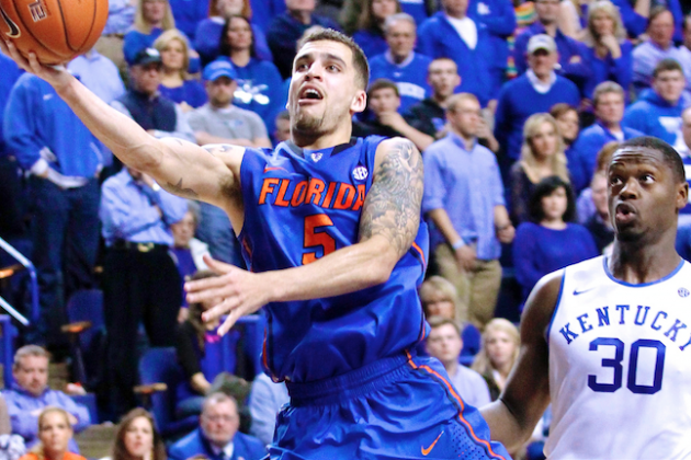 Why Florida Deserves to Be College Basketball's No. 1 Team