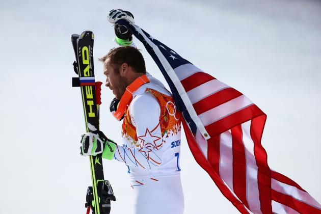 Olympic 2014 Medal Count: Latest Nation Rankings and Standings for Day 9