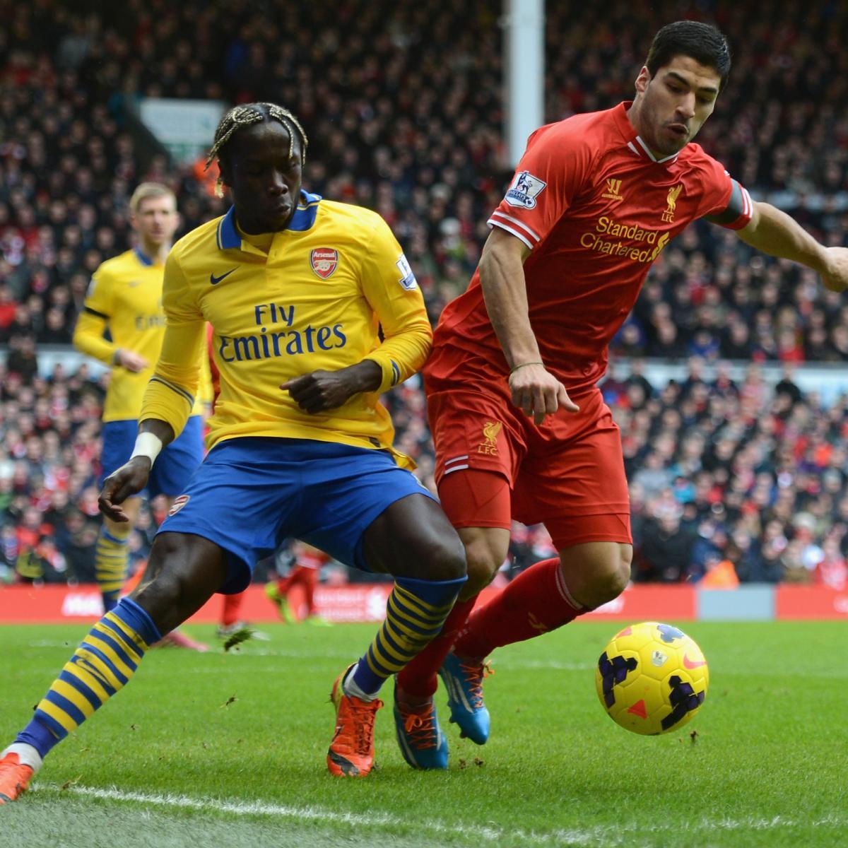 Arsenal Vs Barcelona Live Score Highlights From: Arsenal Vs. Liverpool: FA Cup Live Score, Highlights