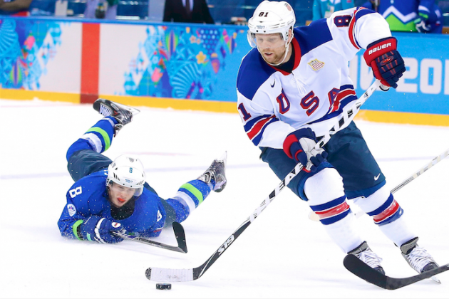 USA vs. Slovenia Olympic Hockey 2014: Live Score and Analysis