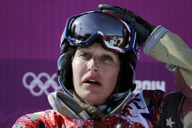 Lindsey Jacobellis Fails in Pursuit of Redemption at 2014 Winter Olympics