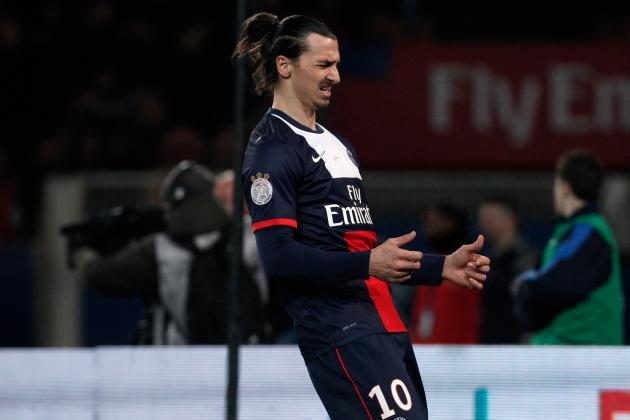 PSG's Ibrahimovic Watch: Swede Plays Through Pain and Scores in Comfortable Win