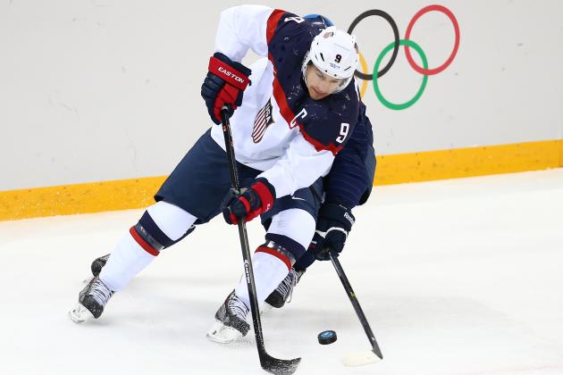 Olympic Hockey 2014: Schedule, TV Info and Team Predictions for Day 9