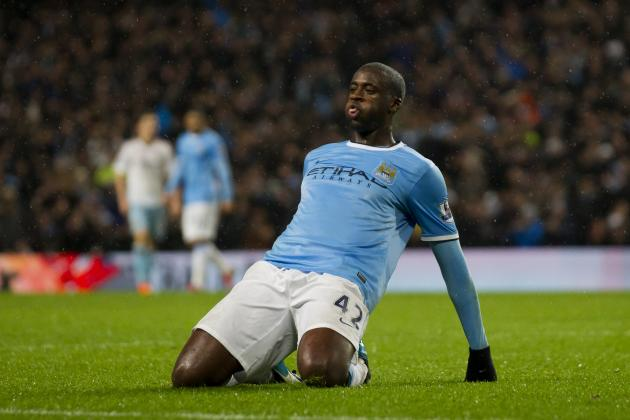 Yaya vs. Busquets Stats Comparison: Should Barca Regret Letting Toure Leave?