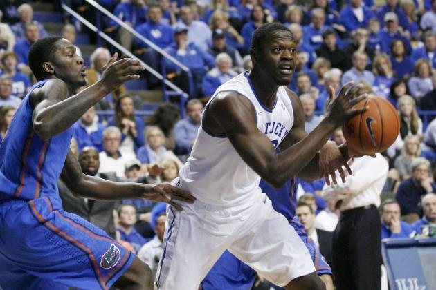 Projecting Kentucky Wildcats' Spot in Latest College Basketball Rankings