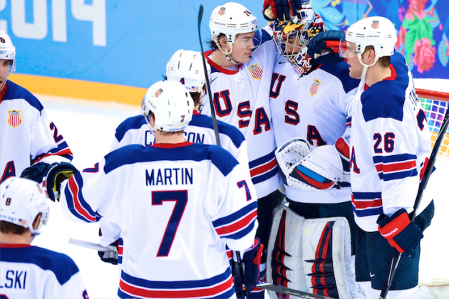 Slovenia vs. USA: Score and Recap from 2014 Winter Olympics