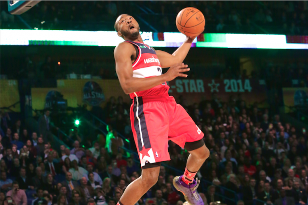 Not Even John Wall Could Salvage Failed New Slam Dunk Contest Format