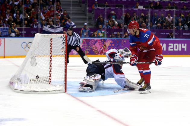 Russia vs. Slovakia: Score and Recap from 2014 Winter Olympics