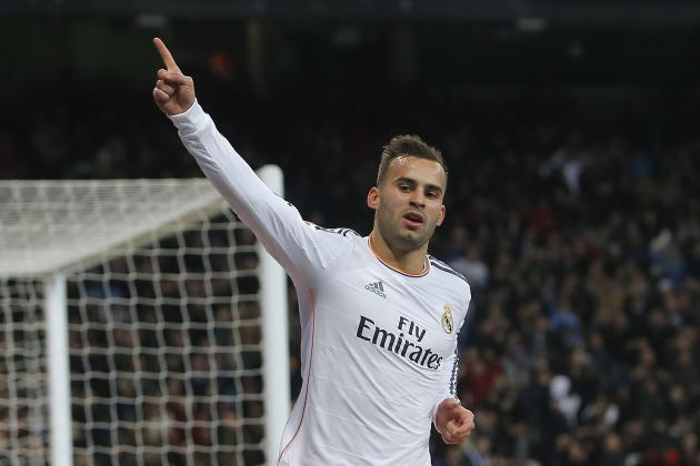 Jese Rodriguez Scores Another Fine Goal for Real Madrid vs. Getafe