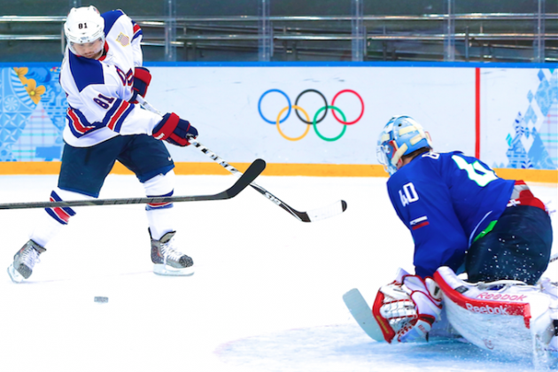 2014 Olympic Hockey: Can Team USA's Offense Continue to Dominate?