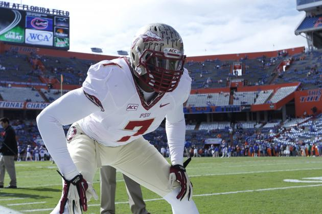 Christian Jones Scouting Report: NFL Outlook for Florida State OLB