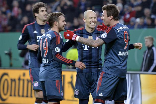 With Arsenal in Sight, Bayern Munich's Real Campaign Starts Here