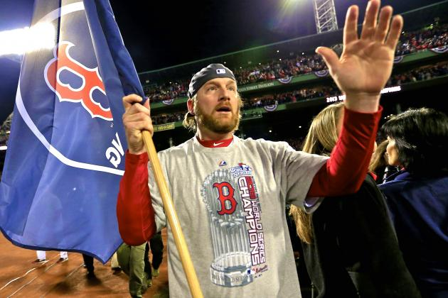 Red Sox SP Ryan Dempster Announces Decision Not to Pitch During 2014 Season