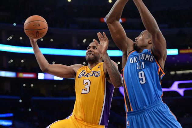 Shawne Williams' 10-Day Contract with Lakers Expires