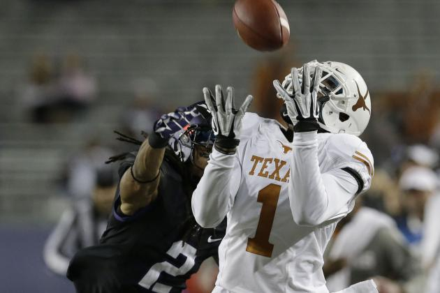 Mike Davis Scouting Report: NFL Outlook for Texas WR