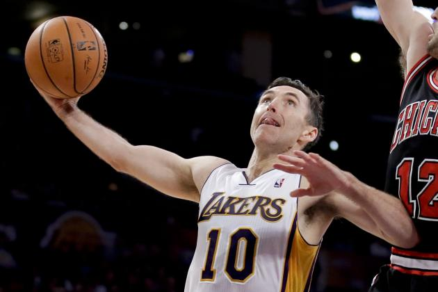 What Do LA Lakers Still Need from Steve Nash?