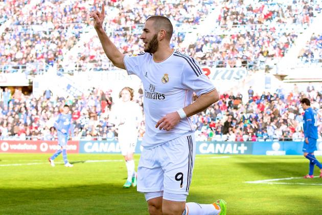 Getafe vs. Real Madrid: La Liga Score, Grades and Post-Match Reaction