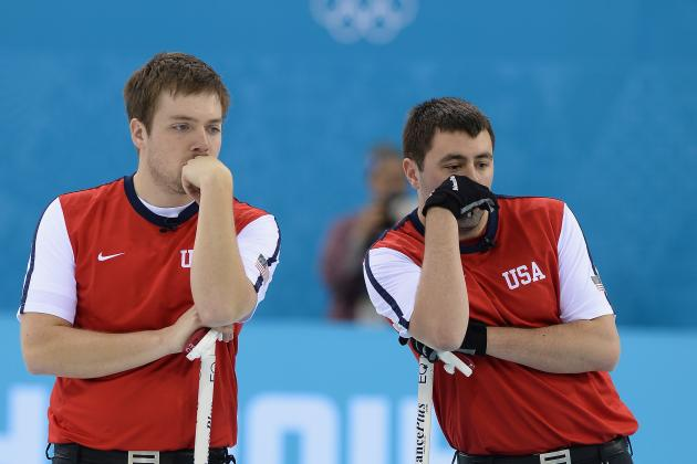 US Curling's Poor Results Ice Olympic Medal Hopes