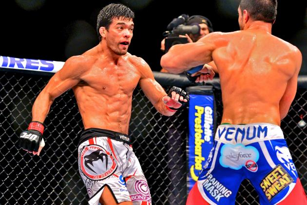 UFC Fight Night 36: Lyoto Machida Makes Himself at Home at Middleweight
