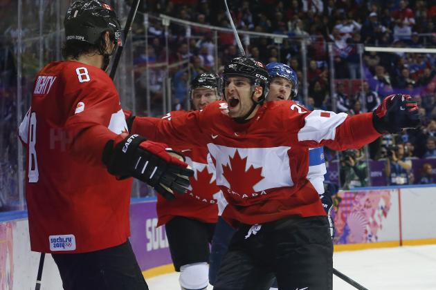 Canada vs. Finland: Score and Recap from 2014 Winter Olympics