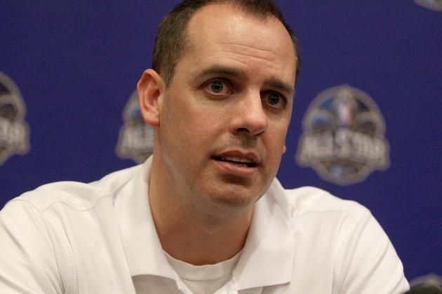 Vogel Doesn't Expect to Rest Pacers for Stretch Run