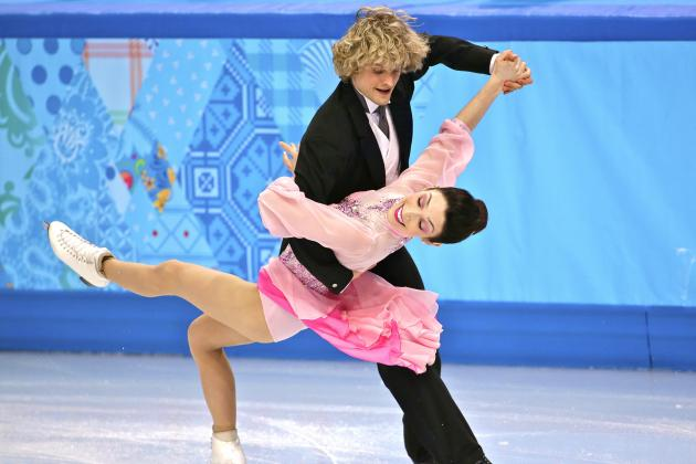 Olympic Ice Dancing 2014: Ice Dance Short Results, Point Standings and Recap