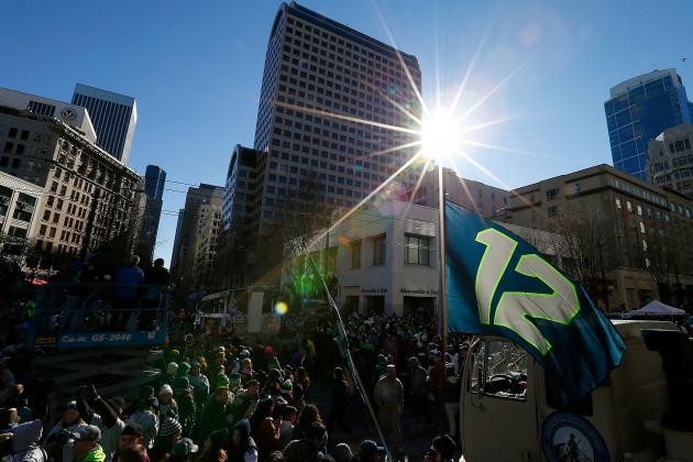 2 Women Say They Were Punched at Seahawks Parade