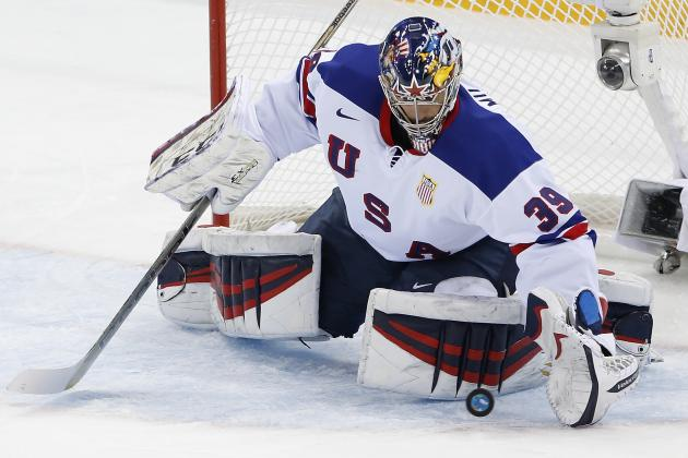 Olympic Hockey Bracket 2014: Updated Men's Standings and Results After Day 9