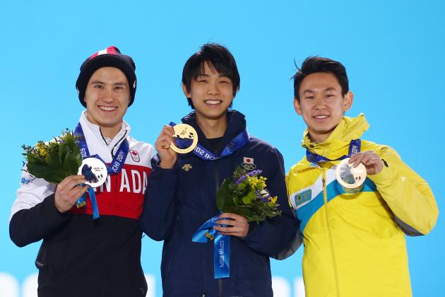 Men's Figure Skating Olympics 2014: Young Stars Guarantee Competitive 2018 Games