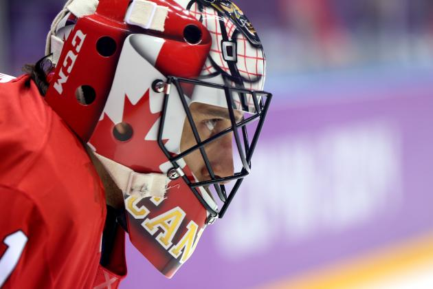 Canadian Olympic Hockey Team 2014: No. 3 Seed Sets Up Grueling Path to Gold