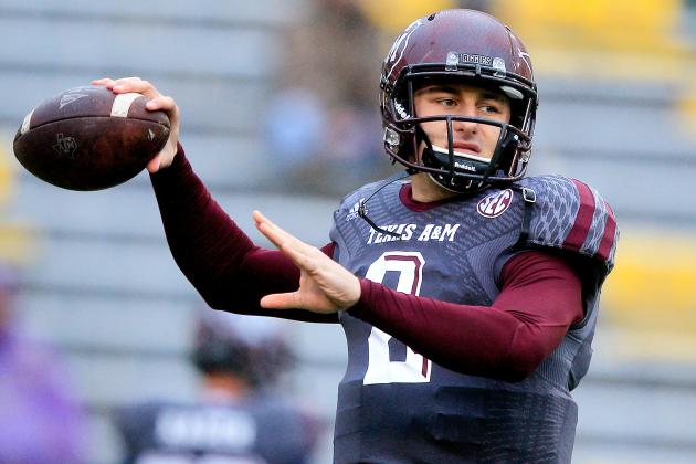 Johnny Manziel Would Flourish If Houston Texans Take Him in NFL Draft
