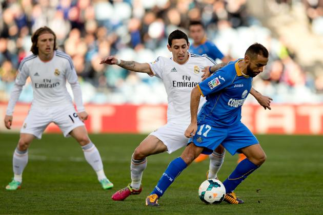 Madrid's Top 2 Grow Whilst Getafe and Rayo Sink Towards Relegation